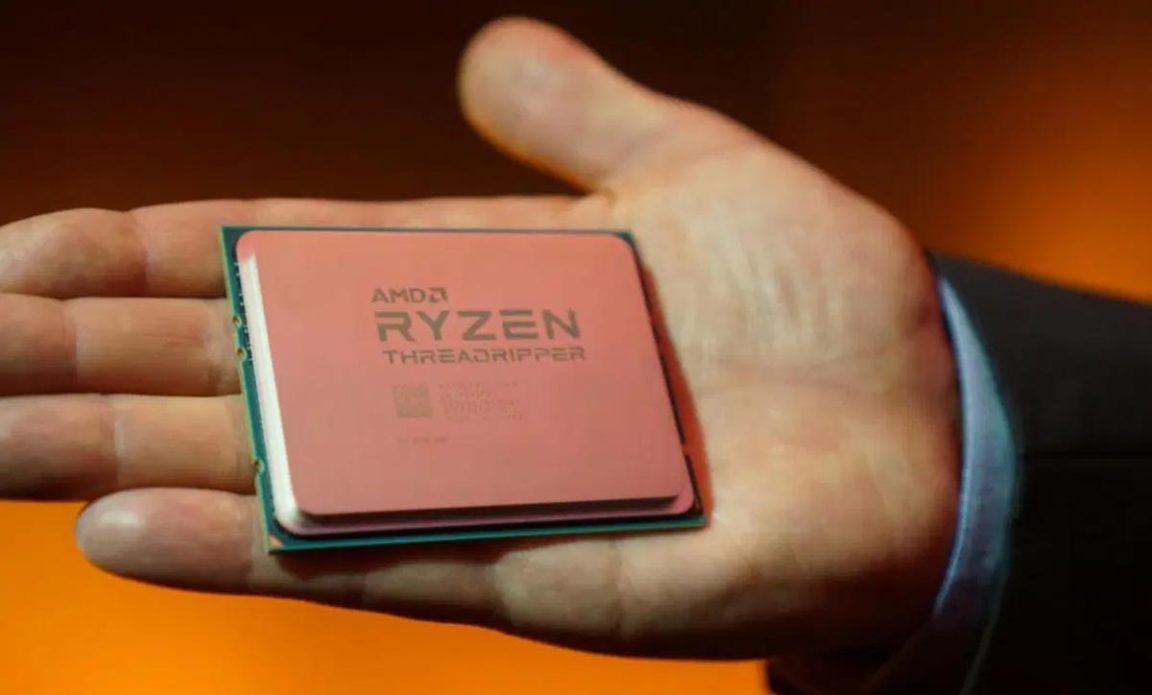 Le processeurs Threadripper AMD basée sur ZEN3